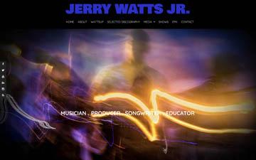 Jerry Watts Jr