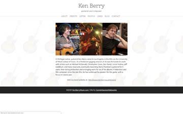 Ken Berry Music