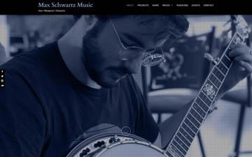 Max Schwartz Music