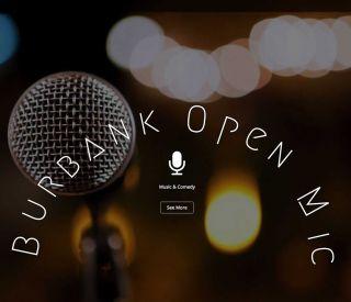 Burbank Open Mic