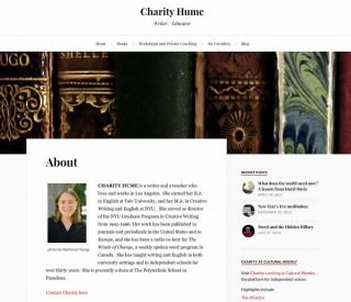 Charity Hume