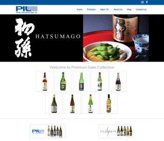 Sake at PIL
